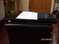 quality blu ray dvd player with remote