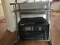 Free A3 Printer / Scanner and Table - needs a clean !!
