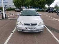 VAUXHALL ASTRA AUTOMATIC 5 DR HATCH. AMAZING ONLY 50000 MILES AND FULL SERVICE HISTORY