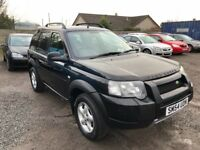 LAND ROVER FREELANDER\\AUTOMATIC\\ONLY 45000 MILS
