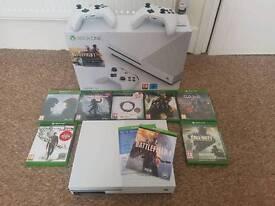 Xbox one s 500gb BARGAIN