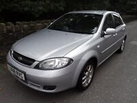 CHEVROLET LACETTI 1.6 SX 2008 **Only 29000 miles**
