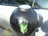 """SPYORB""/""BIORB"" 30 LITER/AQUARIUM/FISH TANK /PLUS STAND"
