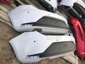 Seat Leon FR 2013 2014 2015 2016 Genuine rear bumper for sale