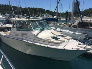 2013 MY GRADY WHITE 360 EXPRESS Hollywell Gold Coast North Preview