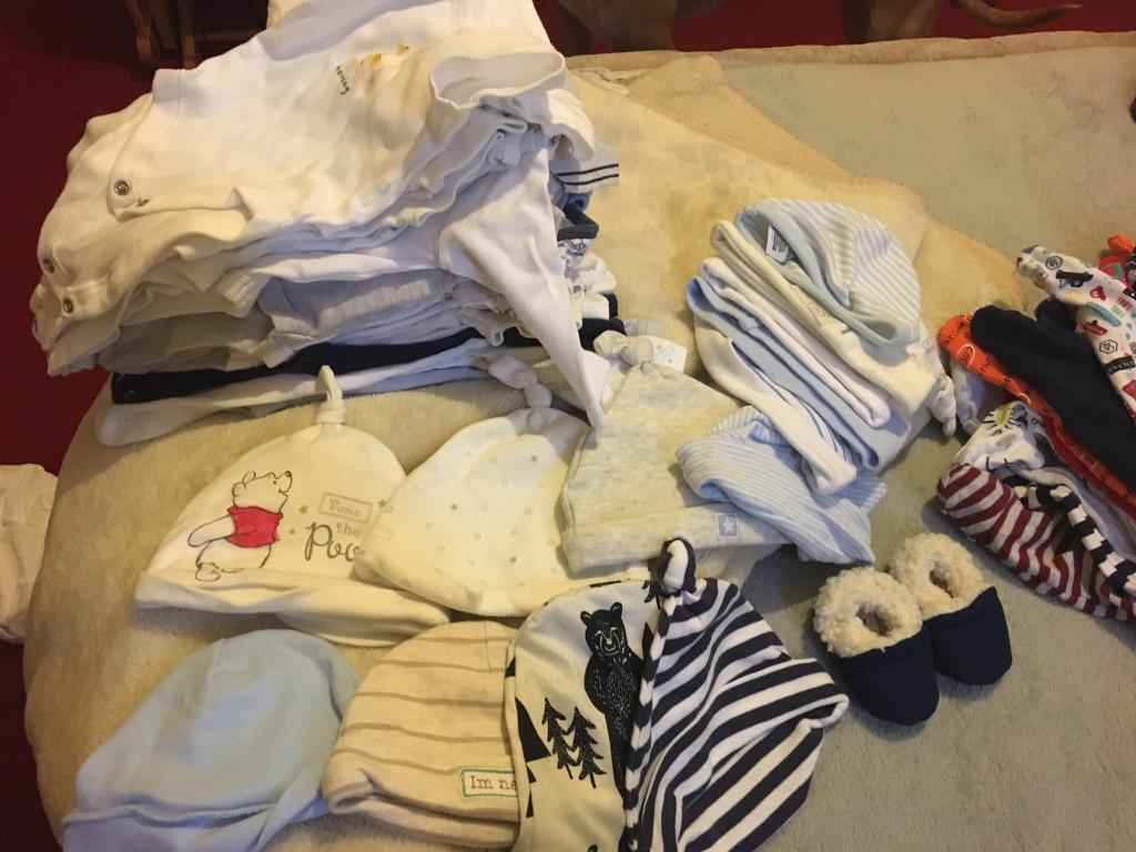 047cb9f1 Baby boy clothes bundle 0-3 months   in Aston, West Midlands   Gumtree