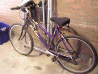 Ladies Raleigh Bike