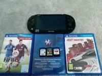 PS Vita Working 3 Games 8GB