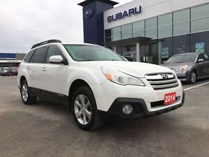 2014 Subaru Outback 2.5i Limited w/ Eyesight