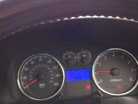 Hyundai Coupe 2.0 lpg conversion