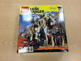 LEGO Lone Ranger 79110 Silver Mine Shootout from 2013 | New, Factory-Sealed, Unopened.