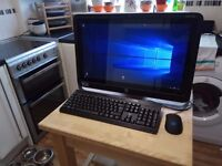 Hp ProOne 400 Aio Touchscreen Pc--Like New--