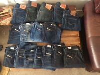 Diesel jeans. Job lot. Excellent condition barely worn