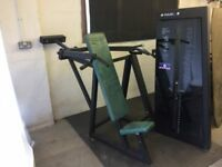 2 X commercial gym machines £250