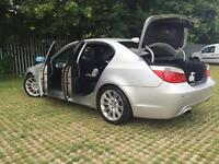 BMW 525 D M SPORT FSH QUICK SALE £3750 ONO . 146700miles 4 owners only