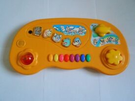 Kids Musical Activity Board