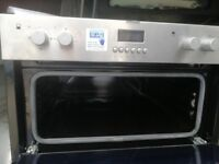 **BRAND NEW** fitted electric cooker oven/grill