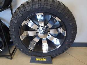 "22"" Eagle Alloys Wheels and 35"" tires Wheel/Tire COMBO! ONLY $2299!!! MANY BOLT PATTERNS AVAILABLE!!"