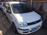 2010 FIAT PANDA 1.1 ACTIVE ECO WHITE 2 OWNERS FSH