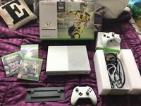 Xbox One S (500gb) with various extras!