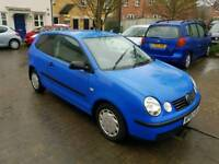 Vw Polo 1.2 petrol manual