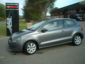 VOLKSWAGEN POLO 1.4 SE (grey) 2011