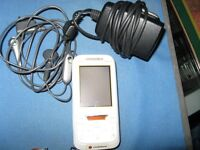 Sony ericsson walkman fone,great condition,not used for ages but it still works perfectly,needs sim