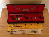 Solar Tackle Pozi-Boss Presentation Set.