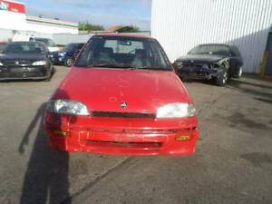HOLDEN BARINA MH HATCH 1992 WRECKING VEHICLE S/N V6776 Campbelltown Campbelltown Area Preview