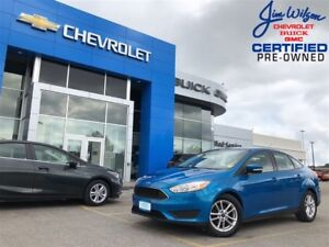 2015 Ford Focus SE HEATED SEATS/STEERING WHEEL ALLOYS!!!