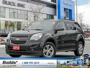 2014 Chevrolet Equinox 1LT SAFETY AND E-TESTED