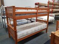 Pine 3ft Bunk Bed