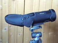 Pro Staff Nixon Field Scope and Eye Magnification Piece 20/25 mm with Tripod