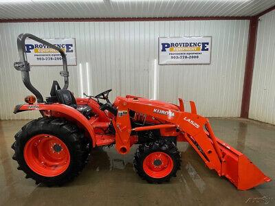 2020 Kubota L2501d 4wd Orops Tractor