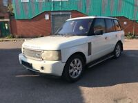 Range Rover 4.4 HSE - LHD - LEFT HAND DRIVE