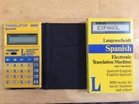 Spanish Tranlator