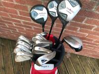 Regal pro orbit golf clubs