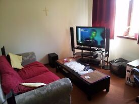1 Bedroom Fully Furnished First Floor Flat in Lochardil Area of Inverness