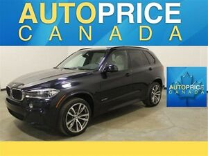 2014 BMW X5 35i M-SPRORT PKG|NAVIGATION AND MORE