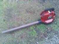 Jonsered peteol.leaf blower