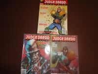 Judge Dredd Adult Comics from 1992/1993/1994 & 1995