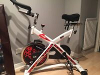 BH Exercise Bike with display