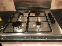 Gas hob brand new never used