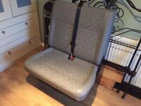 T5 double seat unit
