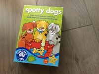 Spotty Dogs Counting Game