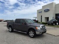 2013 Ford F-150 XTR 4x4 SuperCrew 5.0L V8 Reverse Camera