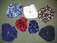 Fantastic Hair Scrunchies - any 6 for 4.00