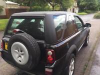 1 year mot Land Rover freelander 2ltr td4 gs 55reg facelift model 4wd 83k fsh