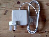 GENUINE Apple 60W MagSafe 2 Power Adapter for MacBook Pro (13'' Retina display)