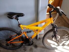 Mountain bike to sell for £30